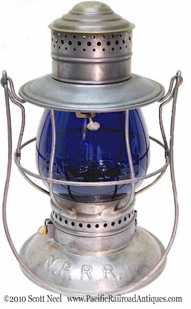 Railroad Lantern